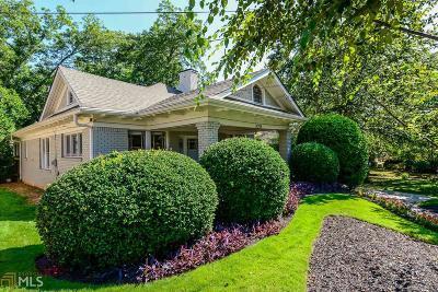 Atlanta Single Family Home Under Contract: 2094 Hosea L Williams Dr