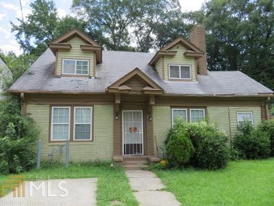 Atlanta Single Family Home New: 230 Wellington St
