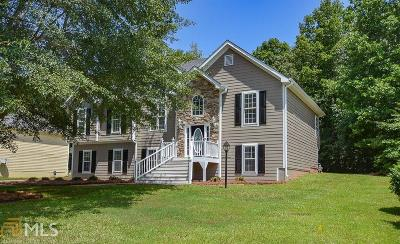 Temple Single Family Home Under Contract: 632 Windy Mill Way