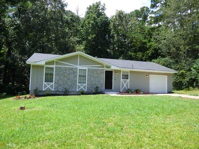 Decatur Single Family Home New: 4341 Denise