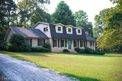 Carrollton Single Family Home Under Contract: 645 Frashier Rd