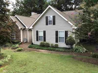 Cumming, Gainesville, Buford, Dawsonville Single Family Home New: 8330 Fields Ford Rd #11