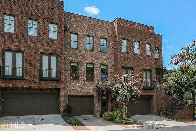 Roswell Condo/Townhouse New: 850 Camp Ave