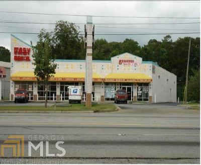 Decatur Commercial For Sale: 2076 Candler Rd