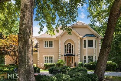 Stone Mountain Single Family Home For Sale: 1744 Kanawha Trl