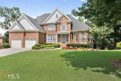 Lawrenceville Single Family Home New: 858 Blue Heather Ct