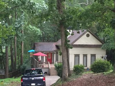 Single Family Home For Sale: 6148 Lake Lanier Heights Rd