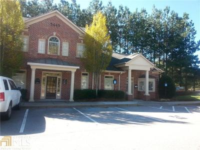 Alpharetta Commercial Lease For Lease: 5445 McGinnis Village