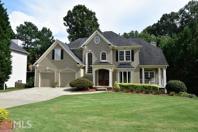 Johns Creek Single Family Home Under Contract: 7345 Brookstead Xing