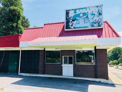 White County Commercial For Sale: 1075 E Kytle St