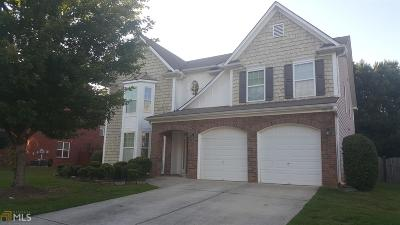 Douglasville Single Family Home New: 3641 Lanier