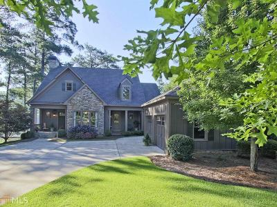 Coweta County Single Family Home New: 87 Lake Club Loop