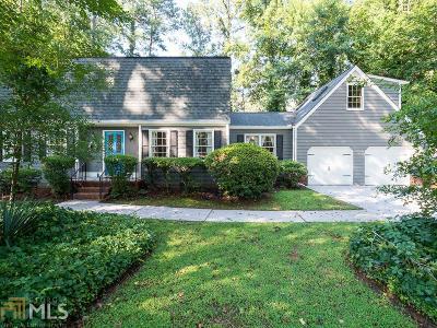 Marietta Single Family Home New: 3832 Vinyard
