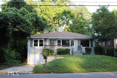 Atlanta Single Family Home New: 235 SW Westview Pl
