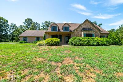Bartow County Single Family Home New: 2481 Highway 113