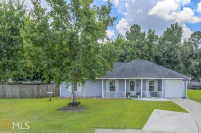 Kingsland GA Single Family Home Under Contract: $144,900