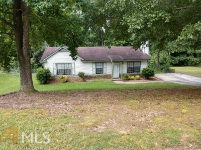 Snellville Single Family Home Under Contract: 3001 Eastland