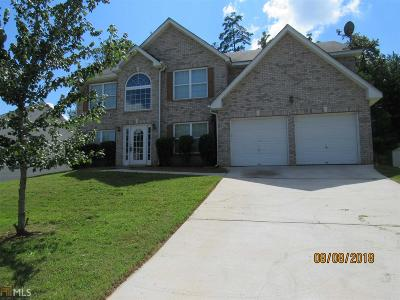 Douglasville Single Family Home New: 3258 Hunting Creek Pass #45
