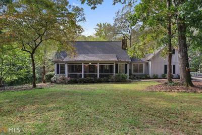 Cumming Single Family Home For Sale: 6780 Millwood Rd