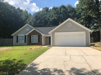 Conyers Single Family Home New: 2206 Ridgewood Ct