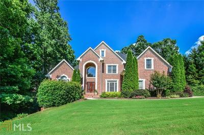 Sugar Hill Single Family Home New: 6035 Eagle Close