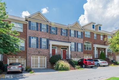Johns Creek Condo/Townhouse Under Contract: 10902 Gallier St