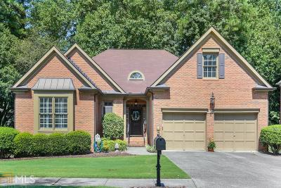 Johns Creek Single Family Home New: 800 Lake Medlock Dr