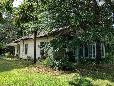 Habersham County Single Family Home Under Contract: 869 Old Camp Creek Rd
