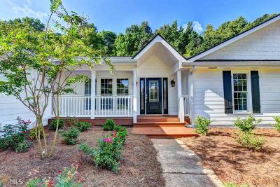 Roswell Single Family Home New: 680 Hembree Rd