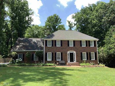 Marietta Single Family Home New: 4652 Bancroft
