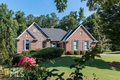 Woodstock Single Family Home New: 303 Canter Way