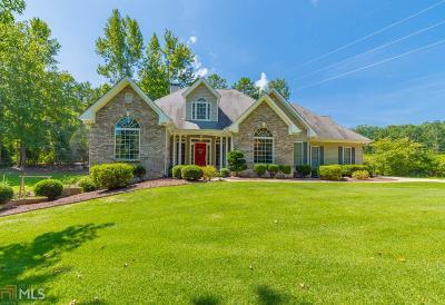 Villa Rica Single Family Home Under Contract: 8495 E Highway 78