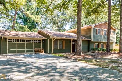 Snellville Single Family Home Under Contract: 4063 Scenic Mountain Rd