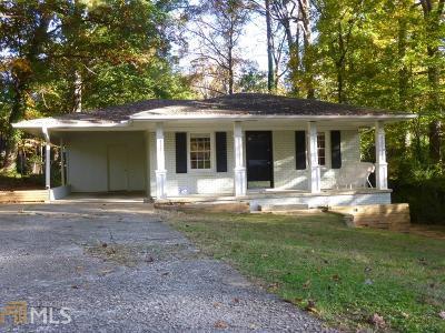 Smyrna Single Family Home New: 3315 Creatwood Trl