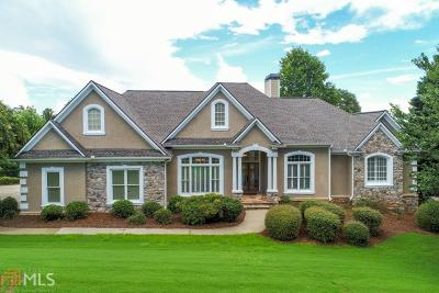 Dawson County, Forsyth County, Gwinnett County, Hall County, Lumpkin County Single Family Home New: 3469 Maritime Glen
