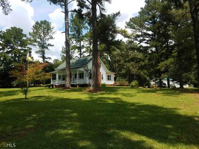 Williamson Single Family Home Under Contract: 4170 Hollonville Rd