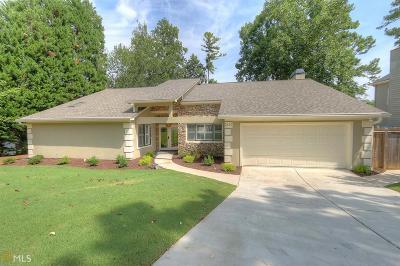 Marietta Single Family Home New: 2617 Chadwick Rd
