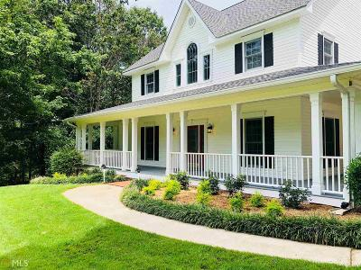 Habersham County Single Family Home For Sale: 555 Kinney Mill Rd