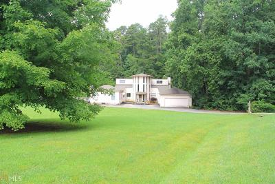 Dahlonega Single Family Home New: 6592 Rufus Bryant Rd