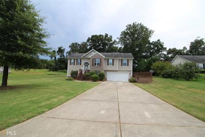 Winder Single Family Home New: 814 Brandon Dr