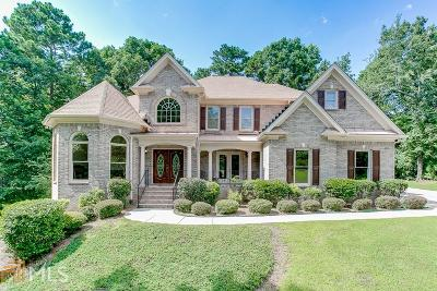 Flowery Branch Single Family Home For Sale: 6614 Club View Ct