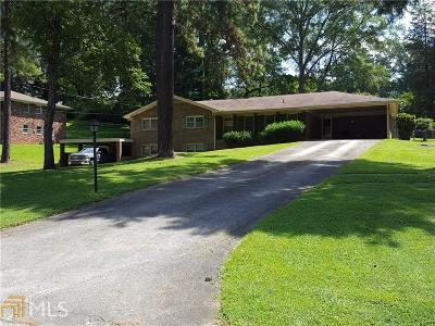 MABLETON Single Family Home Under Contract: 6281 David Ln