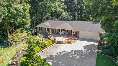Dawson County, Forsyth County, Gwinnett County, Hall County, Lumpkin County Single Family Home Under Contract: 4175 S Berkeley Lake Rd