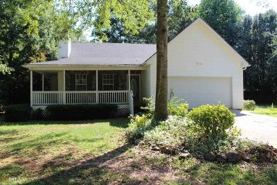 Monroe Single Family Home Under Contract: 1007 Autumn Trce