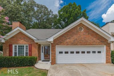 Stone Mountain Single Family Home Under Contract: 1203 Hunters Dr
