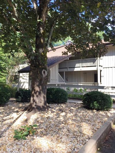 Rabun County Condo/Townhouse For Sale: 227 Shakespeare Rd #301