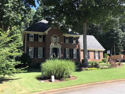 Dawson County, Forsyth County, Gwinnett County, Hall County, Lumpkin County Single Family Home New: 2715 Winthrope Way