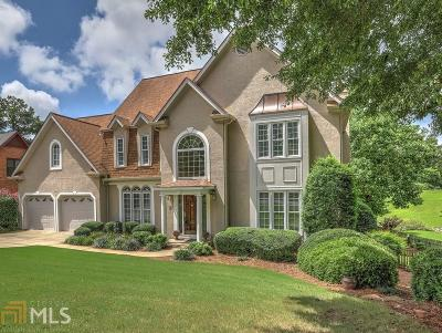 Kennesaw Single Family Home New: 130 N Lakeside Dr