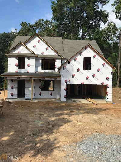 Grayson Single Family Home New: 2445 Camp Mitchell Rd