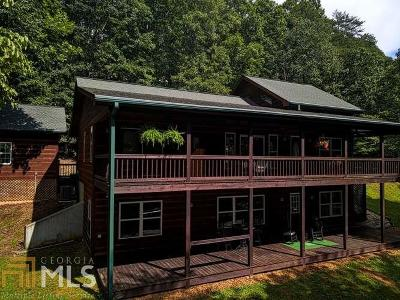 Blairsville Single Family Home New: 51 Teboe